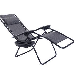Goplus Outdoor Zero Gravity Chair
