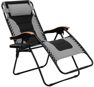 Padded Zero Gravity Lounge Chair